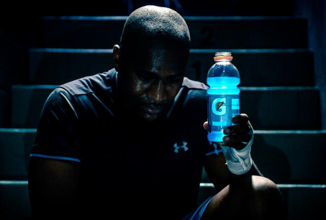 "Gatorade ""Hands Are Everything"""